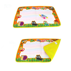 Magic Doodle Mat Colorful Water Painting Cloth Reusable Portable Developmental Toy Kids Gift 1