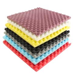 500?—500?—50mm Square Insulation Reduce Noise Sponge Foam Cotton - 7 Colors 1