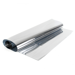 60cm 1.8M Silver One Way Mirror Privacy Tinting Reflective 15% Tint Window Film 1