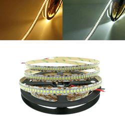 5M High Brightness SMD3528 1200 LED Flexible Strip Light Rope Tape Lamp For Home Party Decor DC12V 1