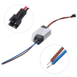 AC85-265V To DC45-85V 15-24W 300mA LED Light Lamp Driver Adapter Transformer Power Supply 1