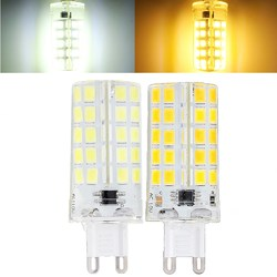 Dimmable G9 7W SMD 5730 LED Corn Light Bulb Replace Chandelier Lamp AC110/220V 1