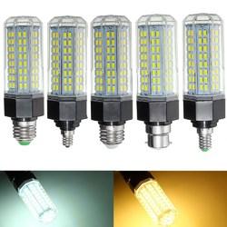 E27 E14 B22 E26 E12 16W SMD5730 1850-1900LM Non-Dimmable LED Corn Light Bulb AC110-265V 1