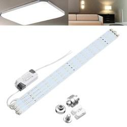 52CM 30W SMD 5730 Square LED Ceiling Aluminum Rigid Bar Strip Light AC220V 1