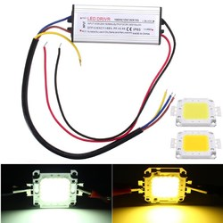 AC85-265V 45W Waterproof High Power LED Driver Supply SMD Chip for Flood Light 1
