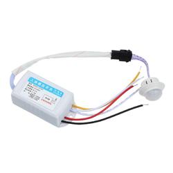 AC220V Infrared PIR Motion Sensor Switch for LED Light Bulb Ceiling Lamp 1
