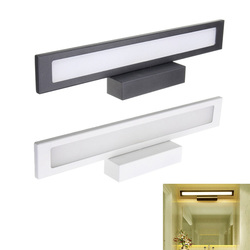 8W Modern LED Wall Light Bathroom Mirror Wall Sconce 40CM Lamp AC85-265V 1
