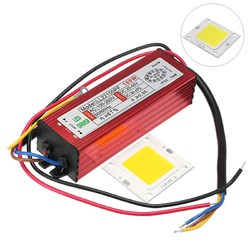 100W Constant Current High Power Light Chip With LED Driver Power Supply for Flood Light DC20V-40V 1