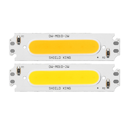 2W 160LM White/Warm White COB LED Light Chip for DIY Flood Light DC12V 1