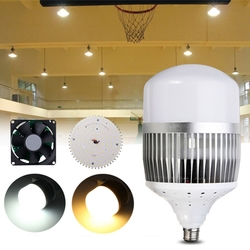 E27 200W 100LM/W SMD3030 Warm White Pure White LED Light Bulb for Factory Industry AC85-265V 1