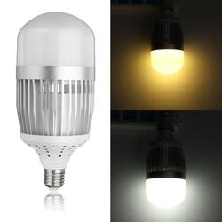 E27 50W SMD3030 30LEDs 100LM/W Warm White Pure White High Bay Light Bulb Factory Lamp AC85-265V 1