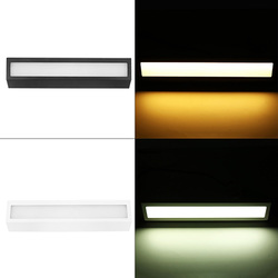 Modern 8W LED Bedside Indoor Home Mirror Wall Light AC85-265V 1