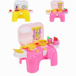 Kitchen Cooking Pizza Toy Set Preschool Toys Pretend Playset Suit Children Gift 1