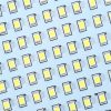 Solar Powered 120 LED PIR Motion & Light Sensor Flood Light Waterproof Outdoor Garden Security Lamp 6