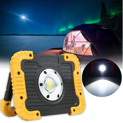 30W 750lm 20LED COB Work Light Rechargeable Lantern Outdoor Camping Tent Emergency Flashlight Torch 1