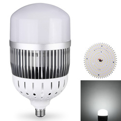 E27 150W SMD2835 100LM/W Cool White High Brightness LED Light Bulb for Factory Industry AC85-265V 1