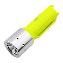 Yupard XPE Q5 600LM 3Modes Brightness Diving LED Flashlight White/Yellow Light 1