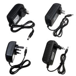 AC100-240V to DC12V 3A 36W EU US UK AU Plug Power Supply Adapter for LED Strip Light 5.5*2.1mm 1