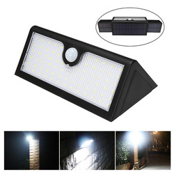 71 LED Solar Lights Outdoor Waterproof Wall Lamp for Home Garden Security 1