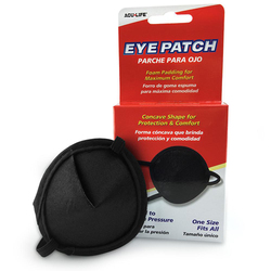 Eye Patch Vinyl Concave Carded 1