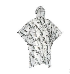 Raincoat Thicken Men And Women Available Snow Camo Climbing Moisture-proof Camouflage 1