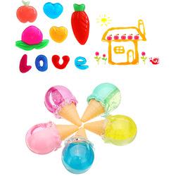 62g Ice cream Crystal Slime Mud Putty Plasticine DIY Toy Gift Stress Reliever 1