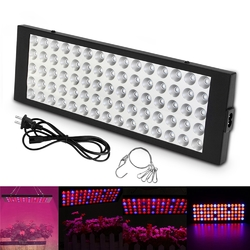 10W 75 LED Aluminum Grow Light for Plant Vegetable Indoor Hydroponic AC85-265V 1