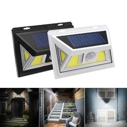 ARILUX?® 10W Solar Power 66 COB LED Waterproof PIR Motion Sensor Light Outdoor Wide Angle Wall Lamp 1