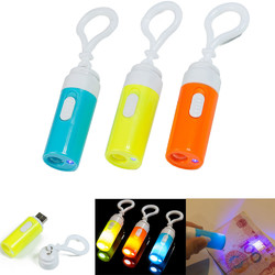 U07 Mini USB UV Fluorescence Sterilization Banknote Detection Pen & Outdoor LED Flashlight 1