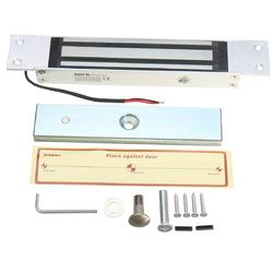 12V Electric Magnetic Entry Door Lock Electromagnetic Access Control 280KG 600LB 1