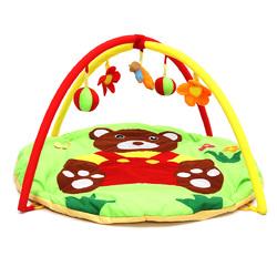 Cartoon Soft Baby Play Mat Kids Rug Floor Mat Boy Girl Carpet Game Mat Baby Activity Mat Toys 1