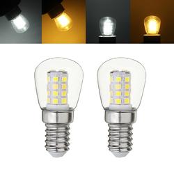 E14 3W SMD2835 White Warm White Mini LED Lamp Refrigerator Corn Light Bulb AC220-240V 1