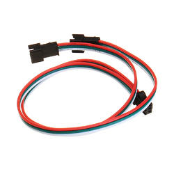 30CM 3Pin Extension Cord SM One Female To Two Male Connectors for Magic LED Strip Light 1