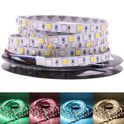 DC12V 5M RGB CCT 5050 5054 SMD LED Non-waterproof Strip String Light Holiday Home Decoration 1