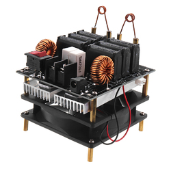 STARK 34 High Power ZVS Furnace Induction Heating Science Toy STEM Kit Collection DIY Project 1