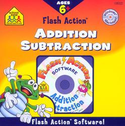 School Zone Flash Action - Addition & Subtraction 1