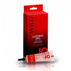 JO Clitoral Gel Warming Spicy/Wild 10cc 1