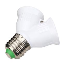 E27 Light Lamp Bulb Adapter Converter Splitter 1