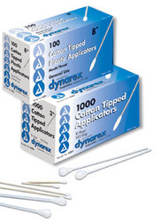 Mouth/Throat 8 Cotton-Tipped Applicators Bx/100 Non-Sterile 1