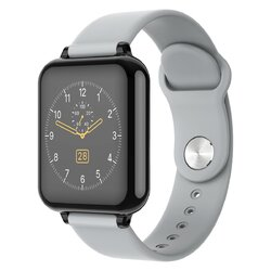 Smart Fit Total Wellness And Sports Activity Watch - Color: GREY 1