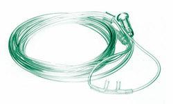 Nasal Soft-Tip Cannula Adult w/7' Tubing (Each) 1