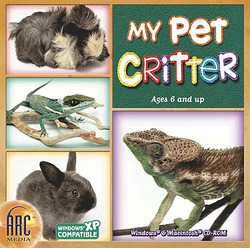 My Pet Critter for Windows and Mac 1