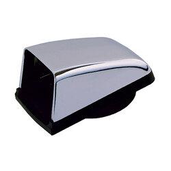 "Perko Chromalex Cowl Vent - 3"" Duct - Chrome Plated Zinc 1"