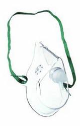 Oxygen Mask Pediatric w/7' Tubing Medium Conc (each) 1