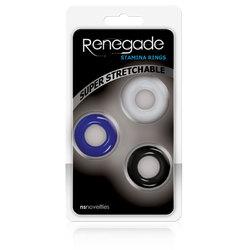 Renegade Stamina Rings Set of 3 1