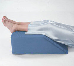 Leg Wedge 8 Navy by Alex Orthopedic 1