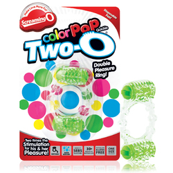 Screaming O Two-O Color Pop Green 1