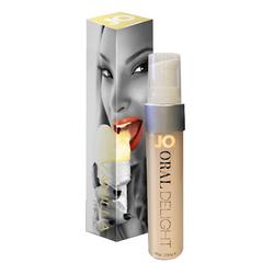 JO Oral Delight Vanilla Thrill 1 fl oz 1