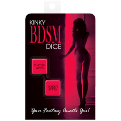 Kinky BDSM Dice 1