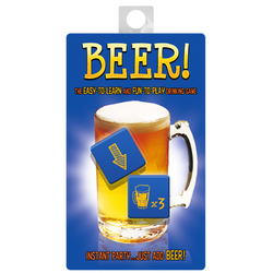 Large Beer Dice 1